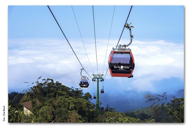 Ba Na Hills - way to paradise
