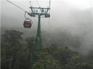 Ba Na Hills cable car – Top world most impressive cable cars