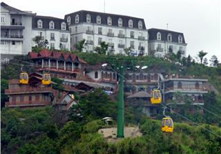 Travel Ba Na Hills with Sun Group promotion