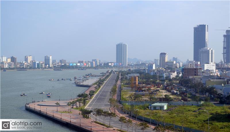 Da Nang overview