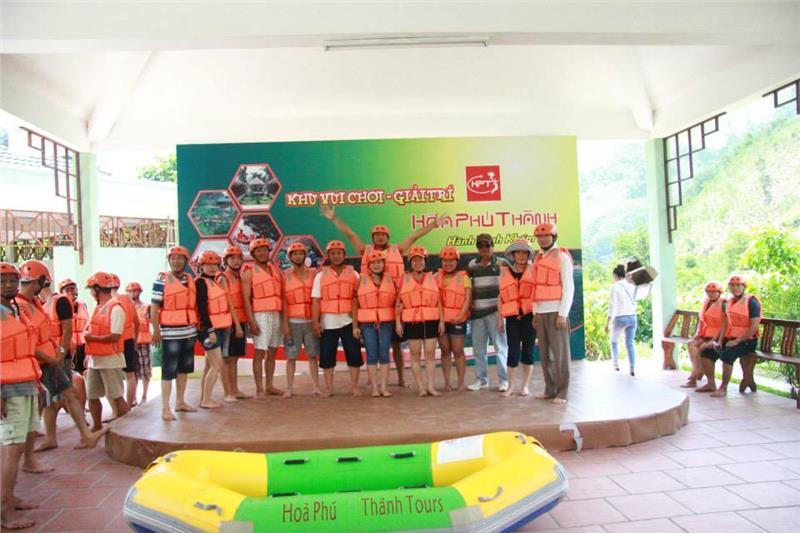 Hoa Phu Thanh tourist area