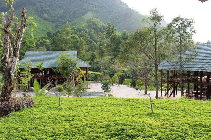Tong Coi Village at Hoa Phu Thanh tourist area