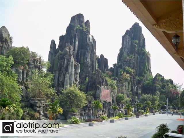 Ngu Hanh Son Panorama