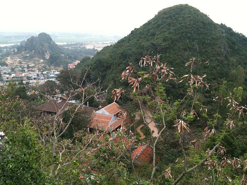 Thuy Son in Marble Mountains