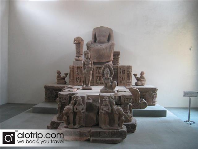 Museum of Cham Sculpture inside