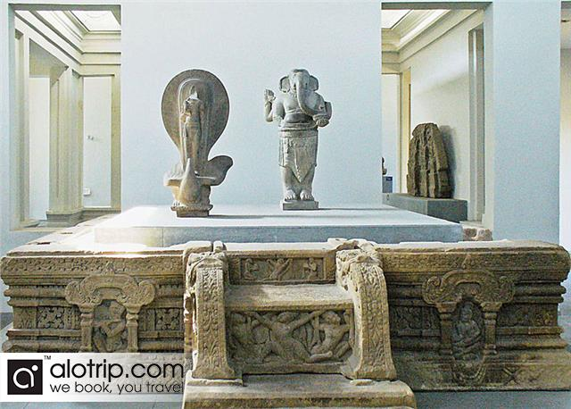 Museum of Cham Sculpture inside
