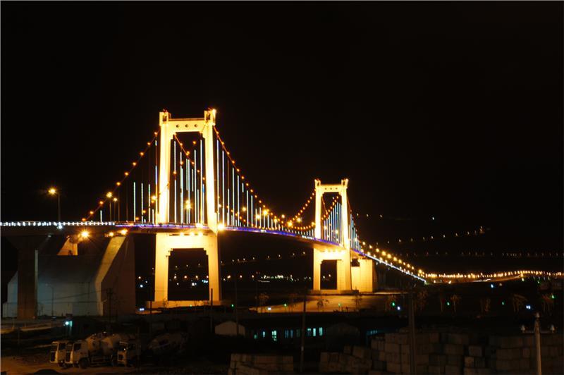 Thuan Phuoc Bridge in Da Nang
