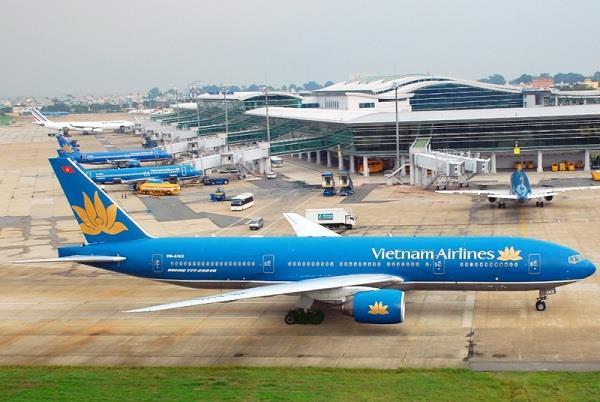 Vietnam Airlines tại sân bay quốc tế Đà Nẵng