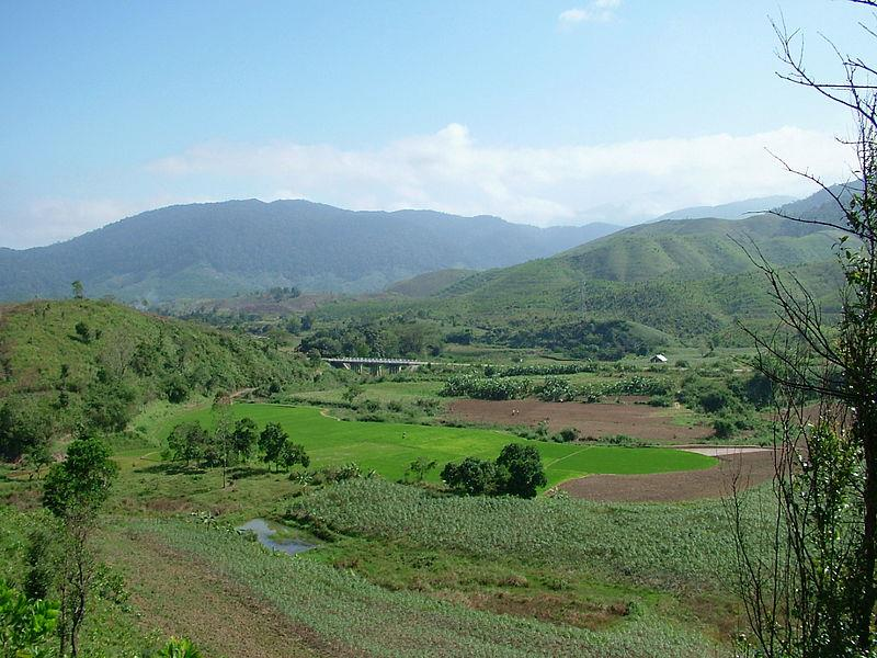 Mdrak Plateau in Central Highlands