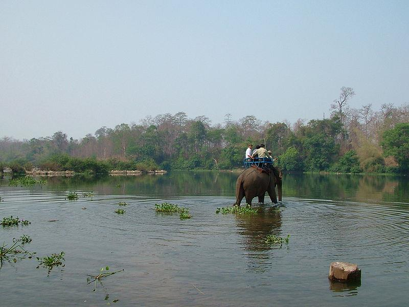 Srepok River in Central Highlands