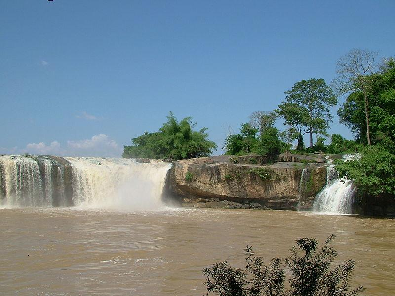 Draysap Waterfall in Dak Nong