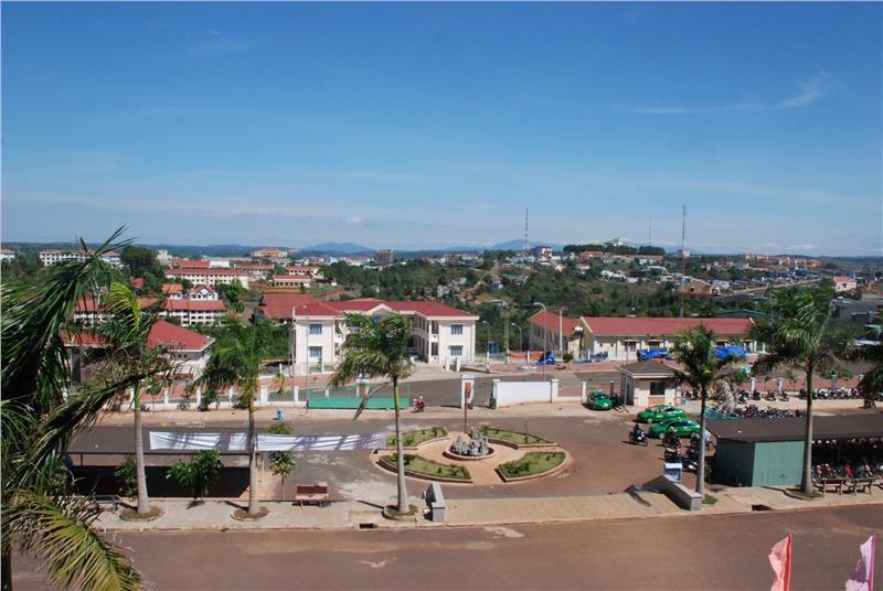 Gia Nghia Town