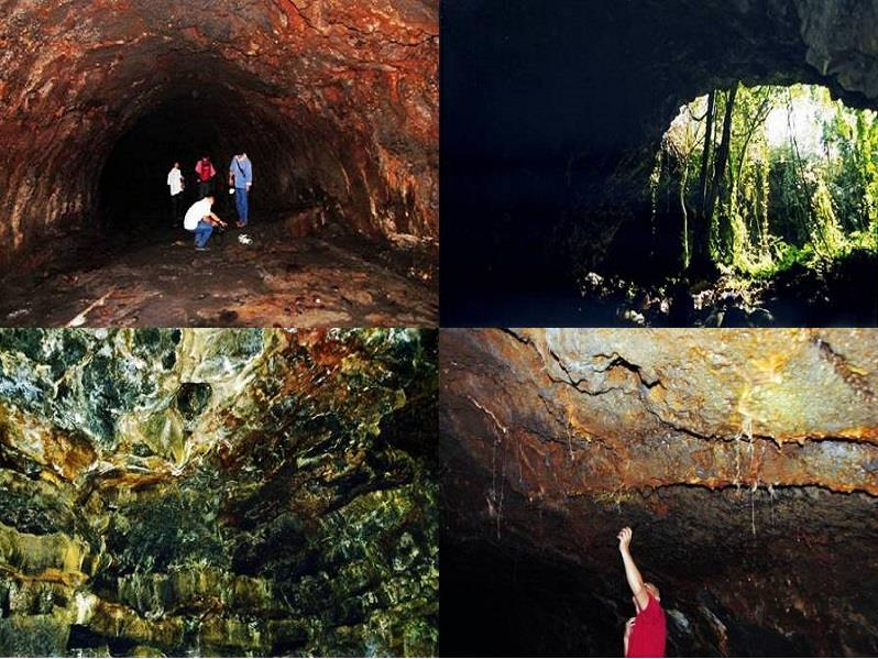 some images of new-discovered lava cave system in Central Highlands Vietnam