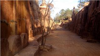Dalat clay sculptures - A new tourism product