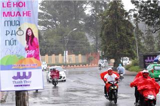 Rainy Season Festival in Dalat
