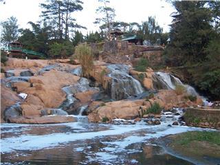 Cam Ly Falls