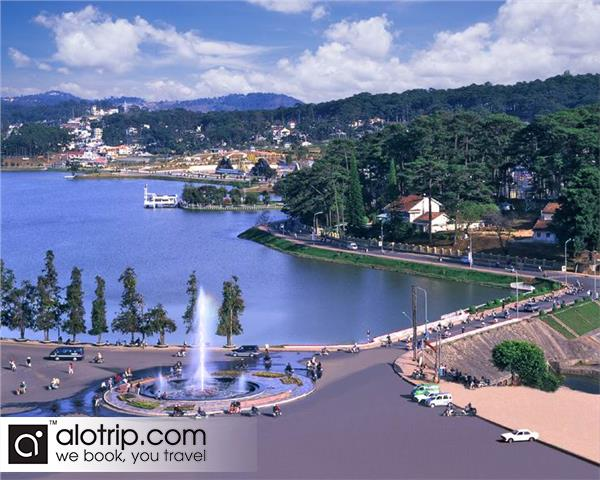 Da Lat City center