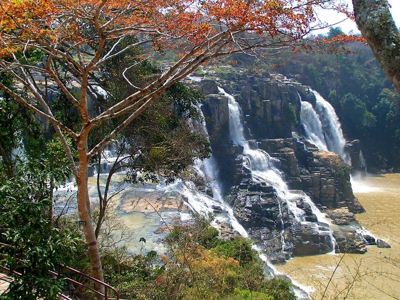 Pongour Falls, Lam Dong Province