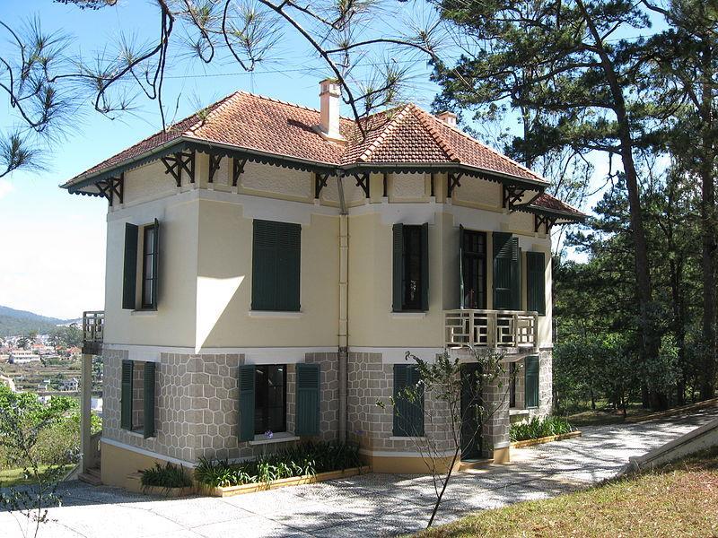 Villa near Palace I Dalat
