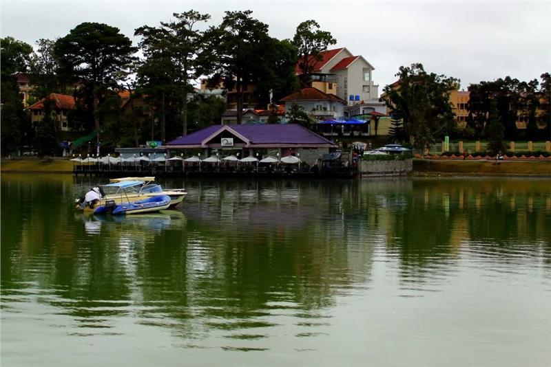 Xuan Huong Lake - Thanh Thuy Restaurant