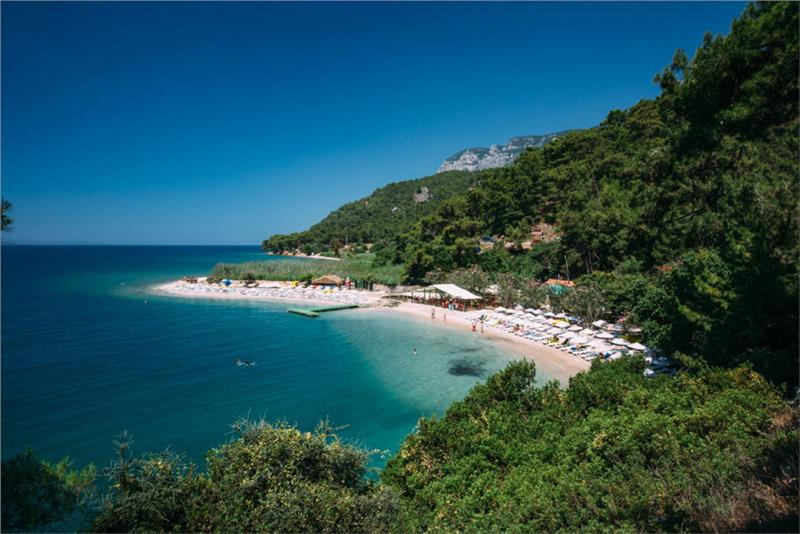 Bãi biển Turquoise
