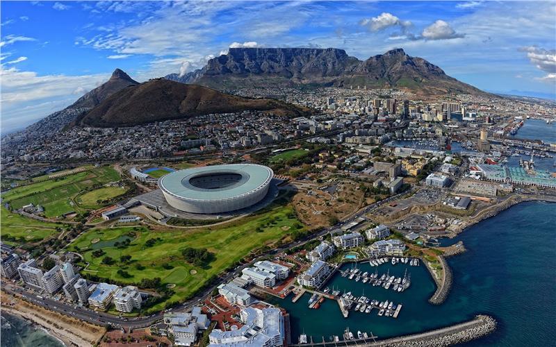 Vé máy bay đi Cape Town