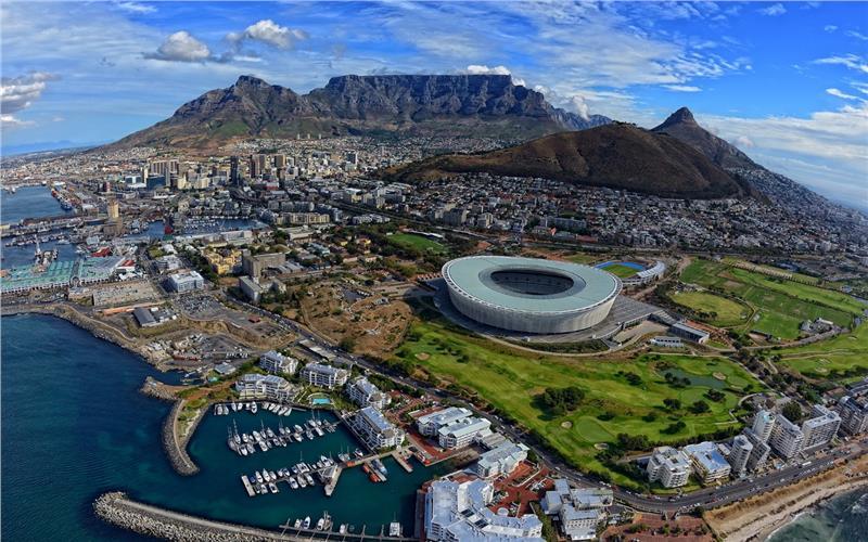Vé máy bay Hà Nội Cape Town