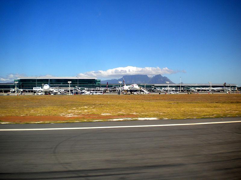 Sân bay quốc tế Cape Town