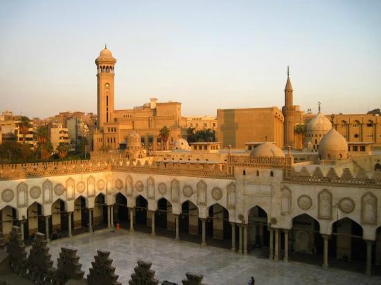 Nhà thờ Hồi giáo AI Azhar
