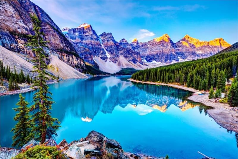 Vườn quốc gia Banff