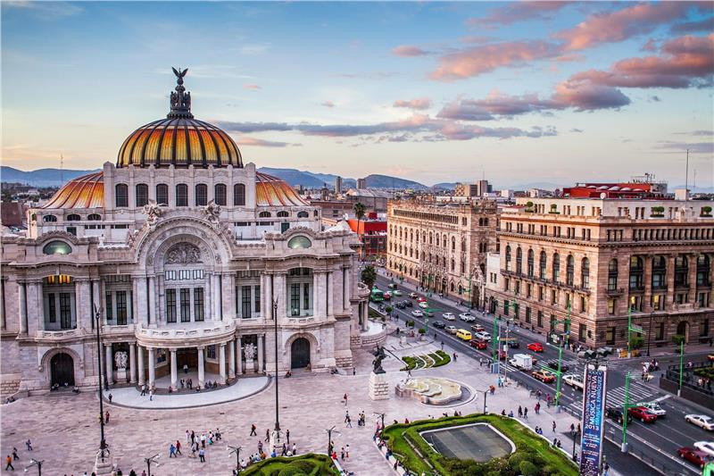 Vé máy bay Hà Nội đi Mexico City