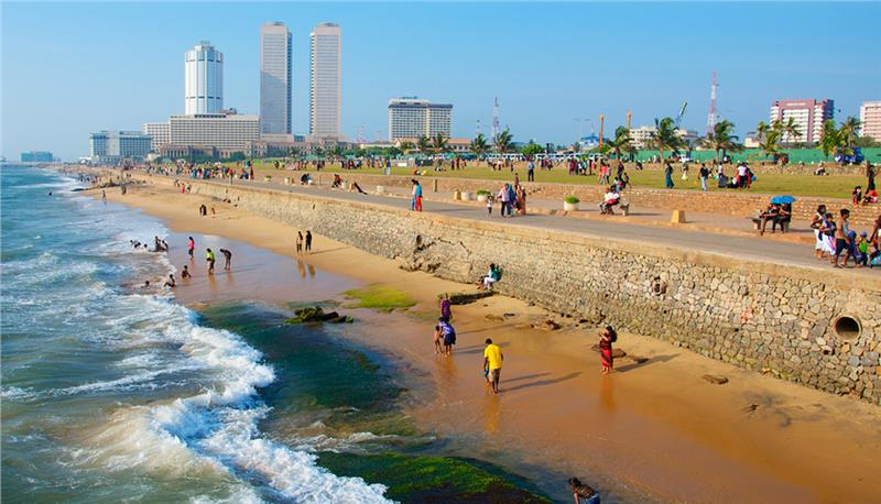 Quảng trường Galle Face Green