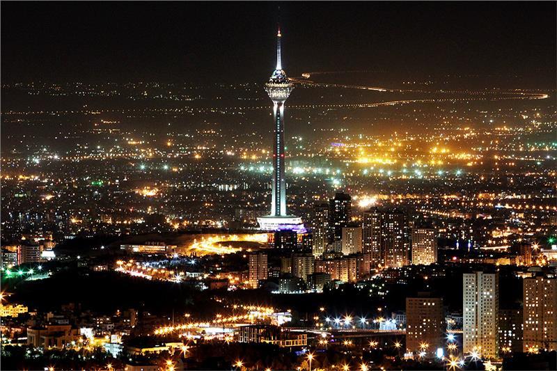 Cuộc sống về đêm ở Tehran