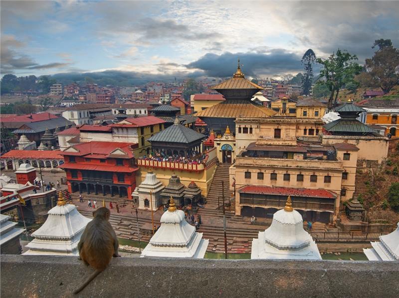 Đền thờ Pashupatinath