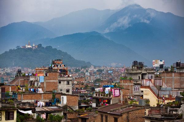 Vé máy bay đi Kathmandu giá rẻ
