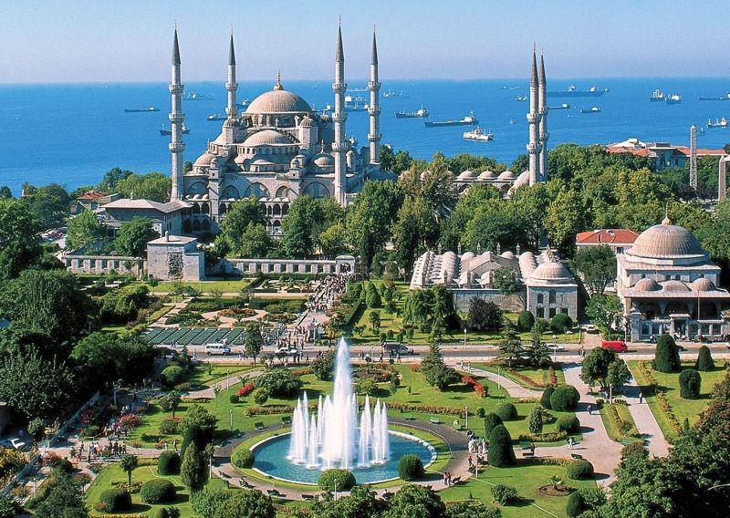 Vé máy bay đi Istanbul giá rẻ