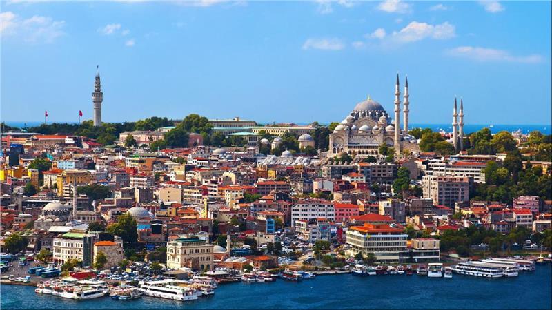 Vé máy bay Hà Nội Istanbul