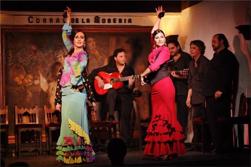 Tablao là nơi du khách được thưởng thức các tiết mục trình diễn flamenco