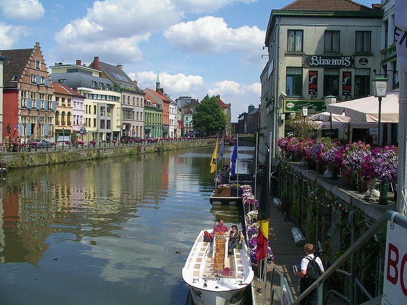 Thành phố Ghent