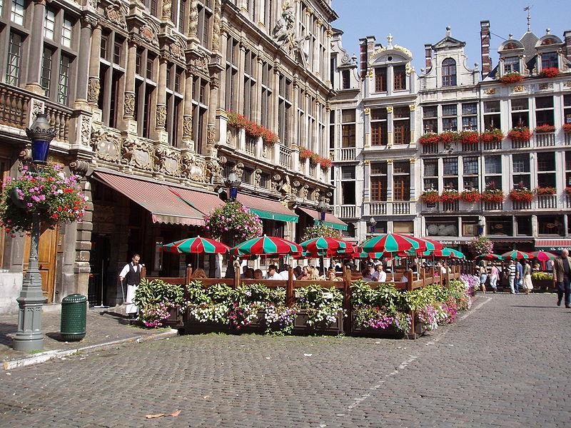 Vé máy bay giá rẻ đi Bỉ