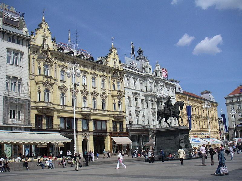 Thành phố Zagreb