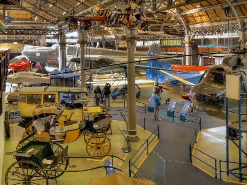 Bảo tàng khoa học và công nghiệp Manchester