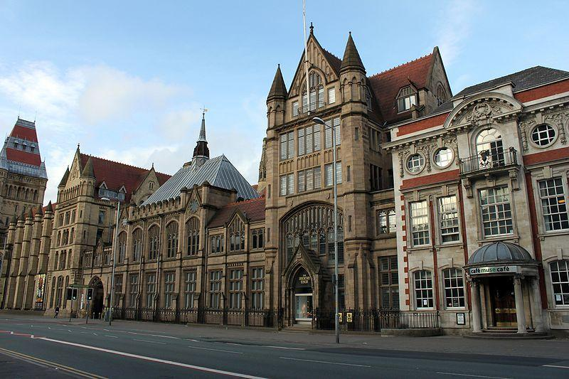 Tòa thị chính Manchester