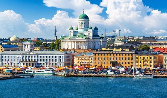 Vé máy bay đi Helsinki giá rẻ