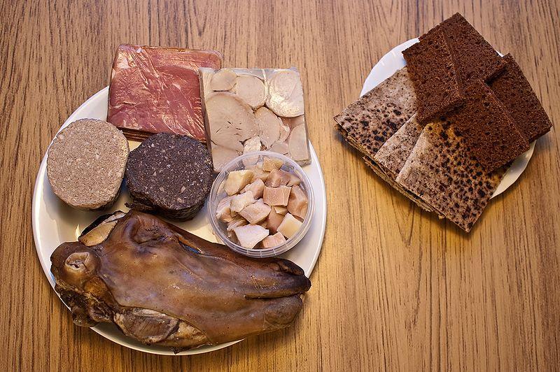 Các món ăn truyền thống của Iceland