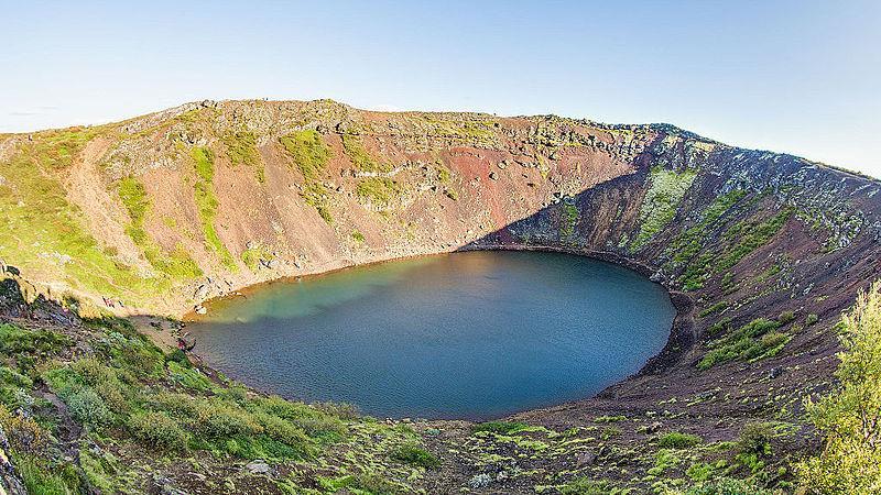 Vé máy bay giá rẻ đi Iceland