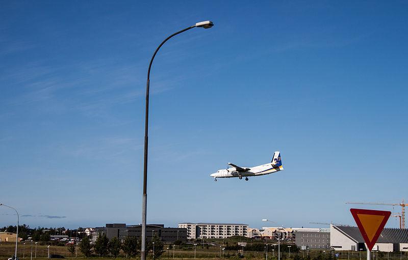 Sân bay Reykjavik