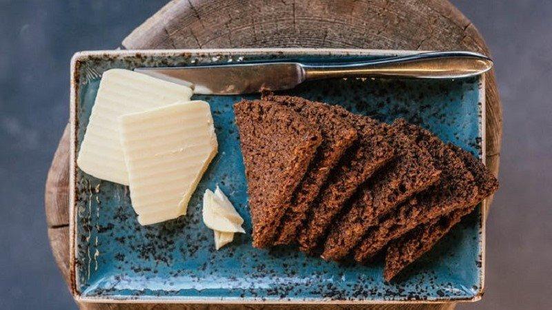 Bánh mì lúa mạch đen