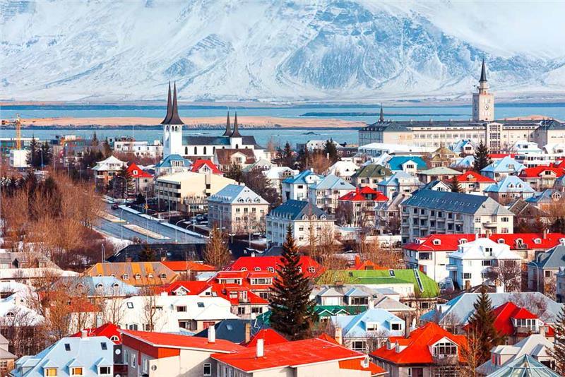 Vé máy bay đi Reykjavík