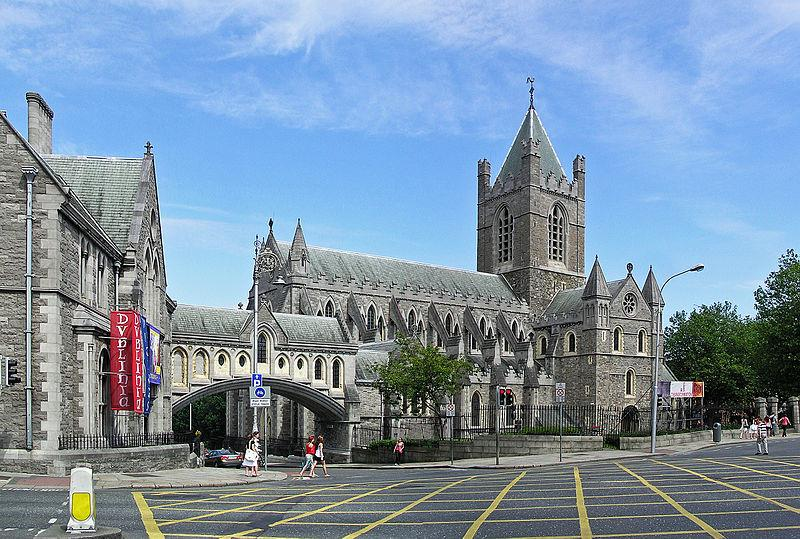 Nhà thờ Christ Church ở Dublin